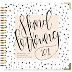 Hand Lettering 101 af Paige Tate Select
