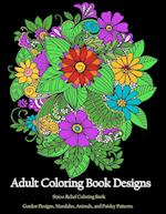 Adult Coloring Book Designs