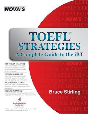 Bog, paperback TOEFL Strategies af Bruce Stirling
