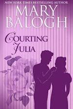 Courting Julia af Mary Balogh