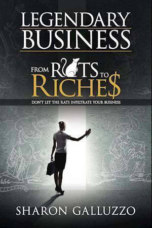 Bog, paperback Legendary Business af Sharon Galluzzo