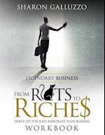 Legendary Business Workbook af Sharon Galluzzo