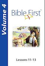 Bible First (Bible First, nr. 4)