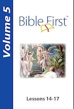 Bible First (Bible First, nr. 5)