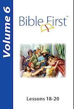 Bible First (Bible First, nr. 6)