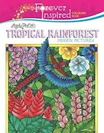 Angela Porter's Tropical Rainforest Hidden Pictures (Forever Inspired Coloring Book)