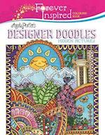 Angela Porter's Designer Doodles Hidden Pictures (Forever Inspired Coloring Book)