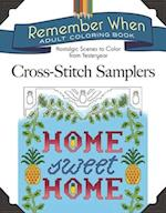 Remember When: Cross-Stitch Samplers