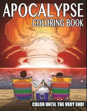 Bog, paperback The Apocalypse Coloring Book af Ted Rechlin