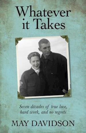 Bog, paperback Whatever It Takes af May Davidson