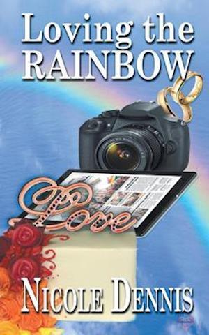 Bog, hæftet Loving the Rainbow af Nicole Dennis
