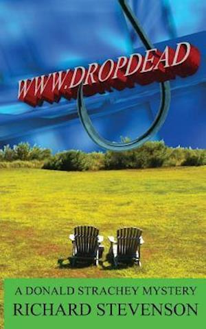 Bog, hæftet WWW.DROPDEAD af Richard Stevenson