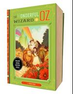 The Wonderful Wizard of Oz (Classic Book and Puzzle Set)