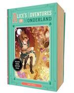 Alice's Adventures in Wonderland (Classic Book and Puzzle Set)