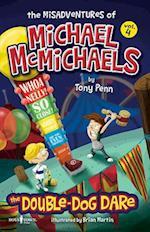 The Misadventures of Michael McMichaels Vol. 4 af Tony Penn
