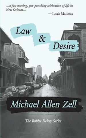 Bog, paperback Law & Desire af Michael Allen Zell