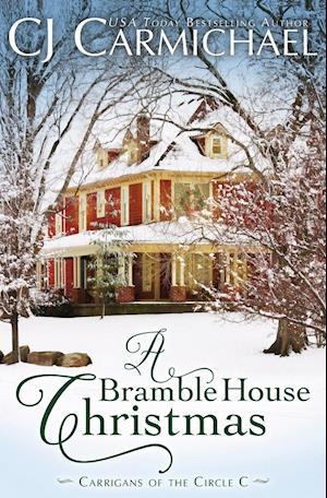 Bog, hæftet A Bramble House Christmas af C.J. Carmichael