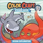 Color Craft Sticker Book