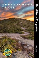 Appalachian Trail Thru-Hikers' Companion 2017 (Appalachian Trail Thru Hikers Companion)