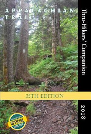 Appalachian Trail Thru-Hikers' Companion 2018