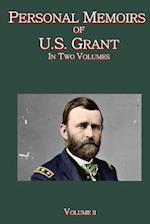 Personal Memoirs of U.S. Grant Vol. II