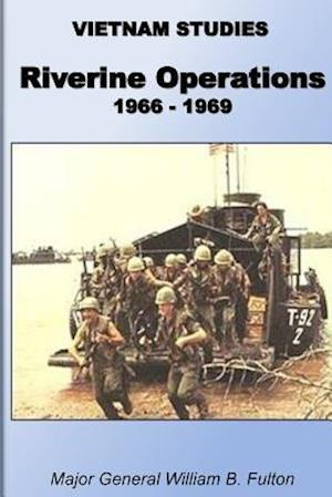 Bog, paperback Vietnam Studies Riverine Operations 1966-1969 af William B. Fulton