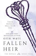 Fallen Heir (The Royals, nr. 4)