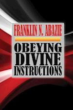Obeying Divine Instructions