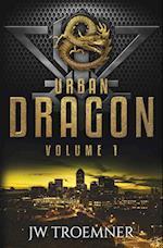 Urban Dragon af J. W. Troemner