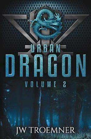 Bog, paperback Urban Dragon af J. W. Troemner