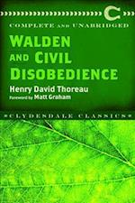 Walden & Civil Disobedience (Clydesdale Classics)