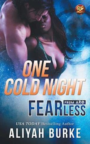 Bog, hæftet Fearless: One Cold Night