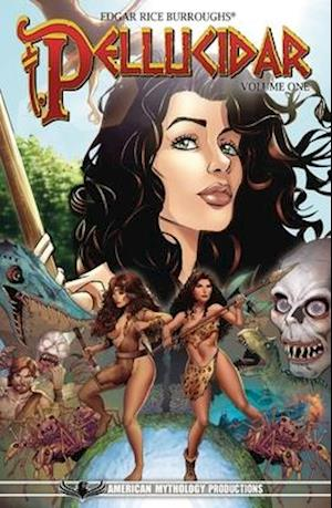 Pellucidar Terror From The Earth's Core Trade Paperback