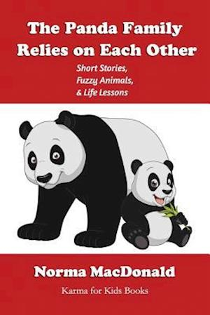 Bog, paperback The Panda Family Relies on Each Other af Norma MacDonald