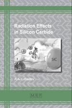 Radiation Effects in Silicon Carbide