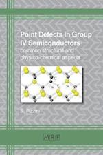 Point defects in group IV semiconductors: common structural and physico-chemical aspects