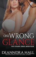 One Wrong Glance (Citadel, nr. 3)