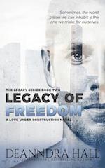 Legacy of Freedom (Legacy, nr. 2)