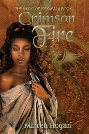 Bog, paperback Crimson Fire af Mirren Hogan