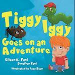 Tiggy Iggy Goes on an Adventure