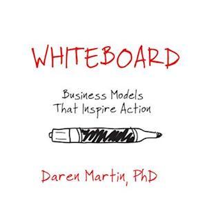 Bog, paperback Whiteboard af Daren Martin