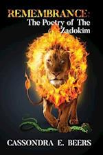 Remembrance: The Poetry of the Zadokim af Cassondra E. Beers