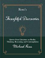 Ross's Thoughtful Discoveries (Rosss Quotations)