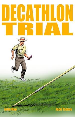 Bog, paperback Decathlon Trial af John Rap