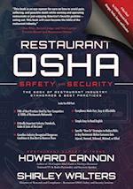 Restaurant OSHA Safety and Security af Shirley Ann Walters, Howard Cannon
