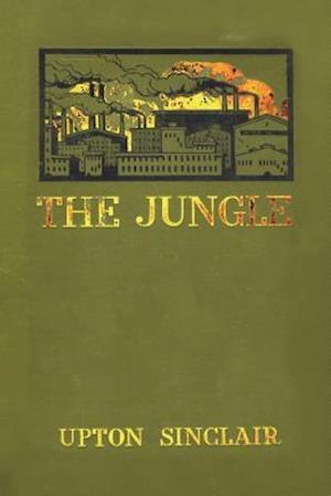 Bog, hæftet The Jungle af Upton Sinclair
