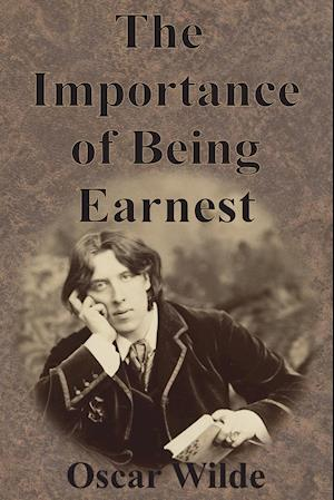 Bog, hæftet The Importance of Being Earnest af Oscar Wilde