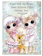 Sherri Baldy My Besties Warm Christmas Nights Coloring Book af Sherri Ann Baldy