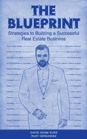 Bog, paperback The Blueprint af David Adam Kurz, Rudy Hernandez