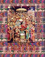 Tulsi Ramayana--The Hindu Bible: Ramcharitmanas with English Translation & Transliteration